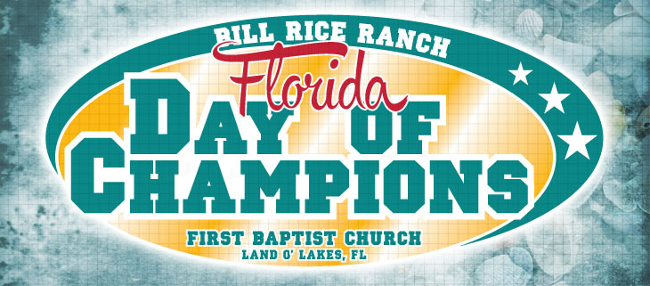Florida Day of Champions Youth Event February 4, 2017