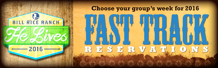 Fast Track Reservations 2016