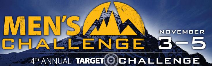 Men's Challenge November 3-5, 2016