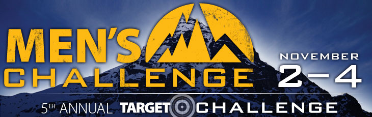 Men's Challenge November 2-4, 2017